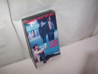 Less Than Zero VHS Andrew McCarthy Robert Downey Jr. Bret Easton Ellis