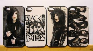 Black Veil Brides Andy Biersack Kiss Apple iPhone 4 4S Phone Hard Case