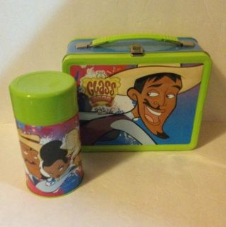 Class of 3000 Lunch Box w Thermos Cartoon Network Andre 3000 Outkast
