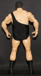 ANDRE THE GIANT   WWE LEGENDS MATTEL TOY WRESTLING ACTION FIGURE