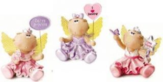 Angel Cheeks Figurines Gifts Ornaments Decorations