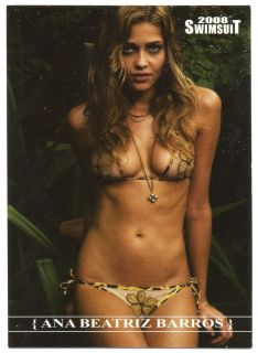 2008 Sports Illustrated Swimsuit 4 ANA Beatriz Barros