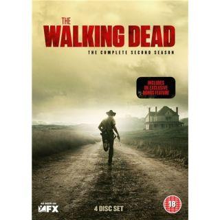 Walking Dead Season 2 Box Set 4 Discs Andrew Lincoln New DVD