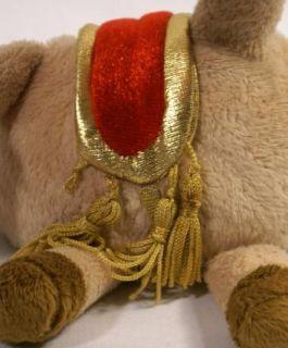 Camel Stuffed Plush Nodding Head Nodder Bobblehead Animal