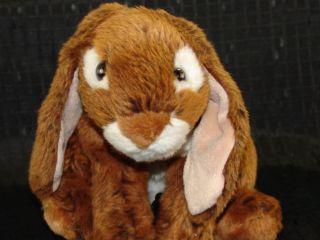 Animal Alley Brown Plush Bunny Rabbit Stuffed Animal