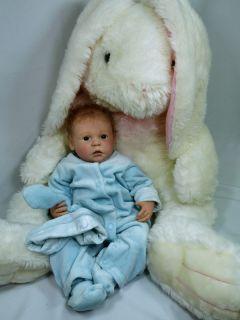 Bonnies Babies Reborn Ann Timmerman Gracie Precious Baby Boy Twin
