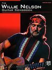 The Willie Nelson Guitar Songbook Guitar Tab Song Book