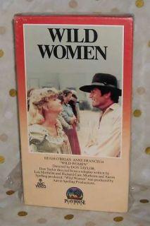 Wild Women Hugh OBrien Anne Francis Marilyn Maxwell 086162809231
