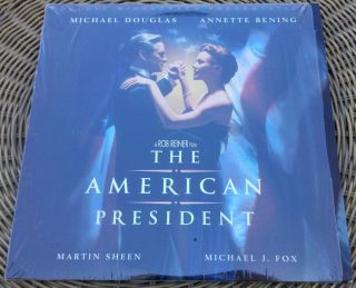 Rob Reiners THE AMERICAN PRESIDENT Michael Douglas/Annette Bening/MJF