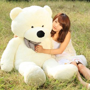Giant Huge Cuddly Stuffed Animals Plush Teddy Bear Toy Doll