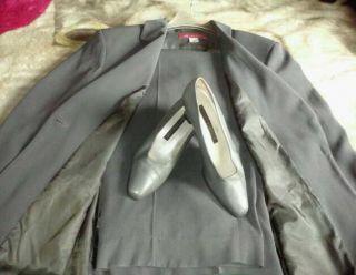 Anne Klein Womens Business Suit