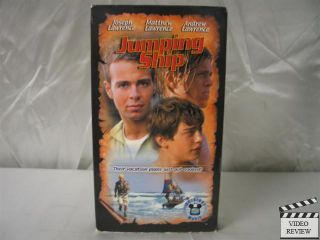 Jumping SHIP VHS Joseph Matthew Andrew Lawrence 786936173475