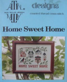 Ann Taylor Nelson Designs Home Sweet Home OOP