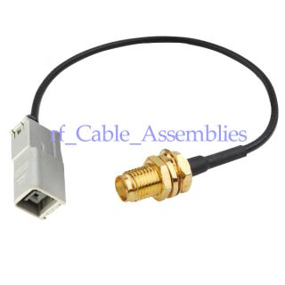 GPS GSM Antenna Adapter Cable SMA to GT5 1S HSR for Mercedes Command