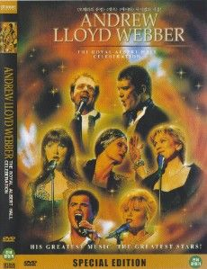 andrew lloyd webber royal albert hall