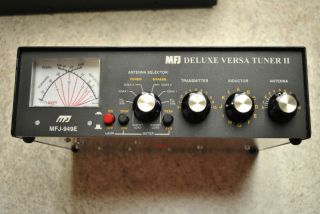 MFJ 949E Ham Radio Antenna Tuner Nice Condition