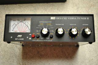 MFJ 949E Ham Radio Antenna Tuner Nice Condition