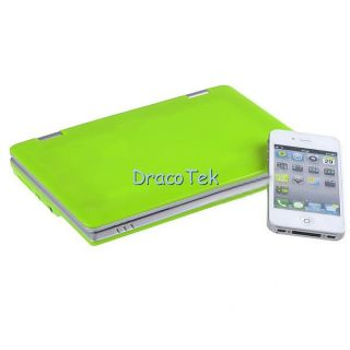 inch android 2.2 mini netbook notebook laptop WIFI with VIA wm8650