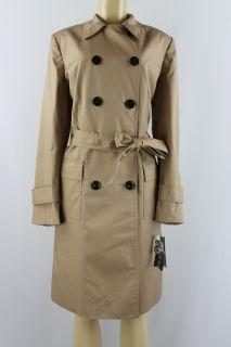 Anne Klein Women Dress Suit Carnelian Dress Jacket Set Latte Brown