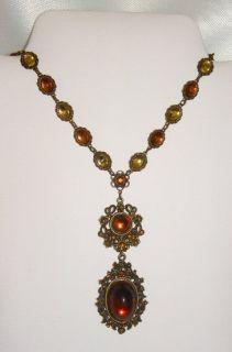 Ann Boleyn Tudor Inspired Set Tiara Necklace Earrings