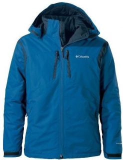 COLUMBIA Antimony III Insulate JACKET MENS L Omni Shield Winter Ski