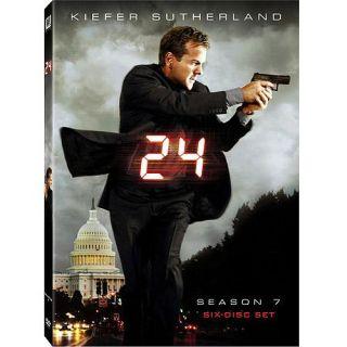 24 The Complete Seventh Season 7 DVD 2009 6 Disc Set 024543578413