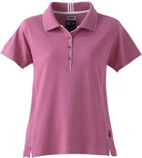 Adidas Golf Ladies ClimaLite Interlock Polo Shirt A10