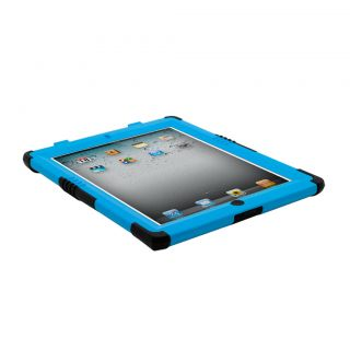 Retail OEM Trident Kraken II 2 Series Hard Case Apple iPad 2 Blue