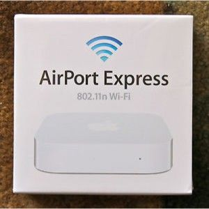 Apple Airport Express 2 Port 10 100 Wireless N Router MC414LL A New