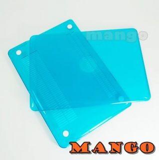 Aqua blue Case Cover for New MacBook 13 (Pro) aluminum
