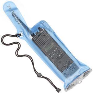 Underwater Waterproof Large VHF CB Radio Case Aquapac