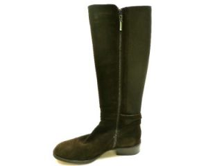 Aquatalia by Marvin K Womens Umphf Knee High Boot Espresso Size 9 M
