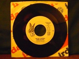 Archie Campbell More or Less 1976 Radio Promo 45
