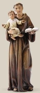 St. Anthony Catholic Statue Finder of Lost Things