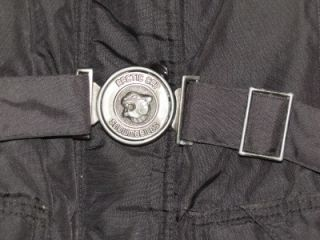 Arctic Cat patch. The buckle is really cool, see the pictures for more