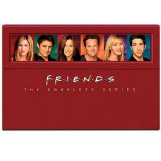 Friends The Complete Series Collection DVD 2006 40 Disc Set Brand New
