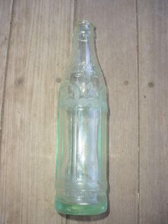 OLD VINTAGE COCA COLA BOTTLE LONGHORN ARDMORE OK