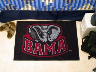Crimson Tide NCAA 20 x 30 Starter Area Rug Floor Mat by Fan Mats