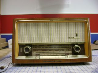 Grundig Majestic Antique 3192 Multiband Radio