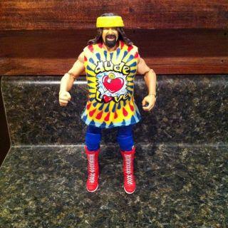 WWE Mattel Mick Foley Dude Love Custom Elite Legends Figure