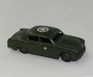 Military Dinky Toys 139AM Ford Fordor US Army Staff Car US Export Mint