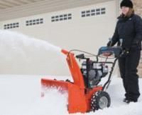 Ariens Compact 24 Model 920014 ST24LE 2 Stage Snowblower Snow Thrower