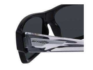 Arnette Wager AN4144 04 Made in Italy Men's Designer Sunglasses New
