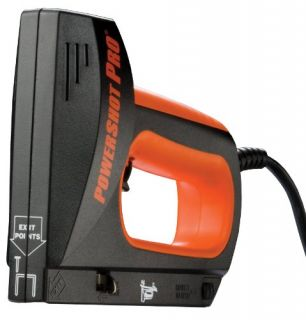 Arrow Fastener 9100K PowerShot Pro Electric Staple and Nail Gun