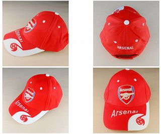 description this auction is for an arsenal football club team hat it