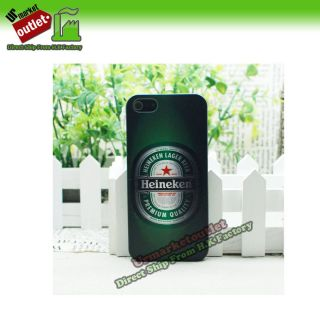 Beer Logo Cell Phone Case Cover Protection for New Apple iPhone5