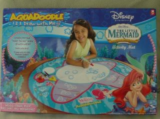 New Aquadoodle Disneys Special Edition The Little Princess Activity