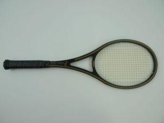 Head Arthur Ashe LC Carbon L4 tennis racket tour pro classic original