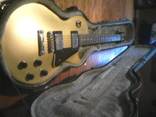 Aslin Dane Electric Guitar Gibson Les Paul Body Style