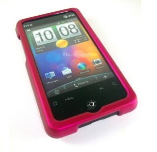 Hot Pink Hard Cover Case for HTC Aria Accessories at T